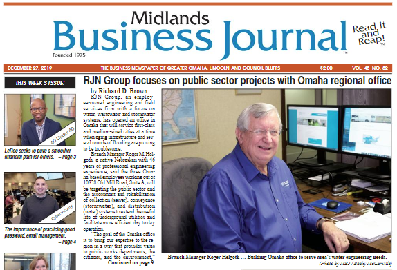 SecureSky's Brian Greidanus discusses phishing attacks with the Midlands Business Journal