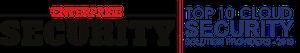 Top 10 Cloud Security logo